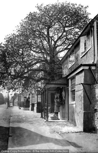 Bletchingley, Village 1911