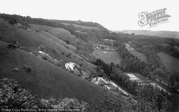 Bletchingley, White Hills 1919