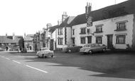 Bletchingley, Ye Olde Whyte Hart Hotel c.1965
