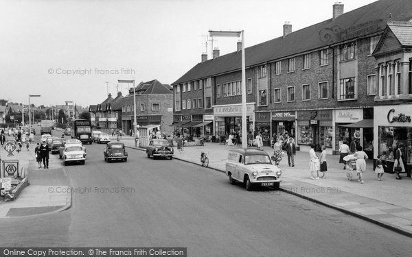 Bletchley, Bletchley Road 1961