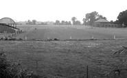 Bletchley, Sports Ground c.1955
