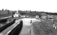 Bletchley, The Three Locks c.1965