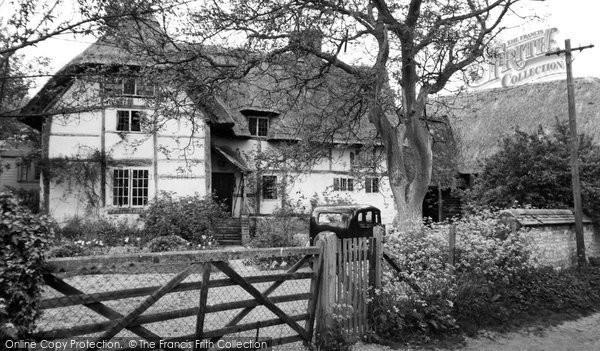 Blewbury, Chapmans c.1955