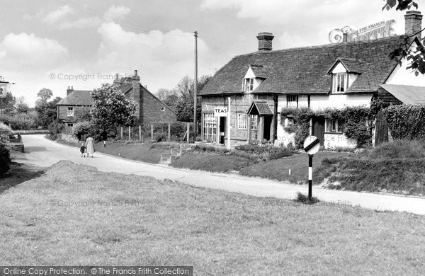 Blewbury, Lantern Cottage, South Street c.1955