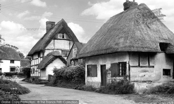 Blewbury, Nottyngham Fee c.1960