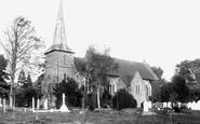 Blindley Heath, Church Of St John The Evangelist 1908