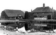 Blindley Heath, The Red Barn c.1955