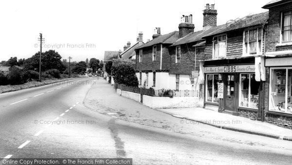 Blindley Heath, The Village c.1955