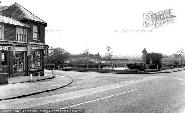 Blindley Heath, Village 1951
