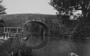 Blisworth, Candle Bridge c.1955