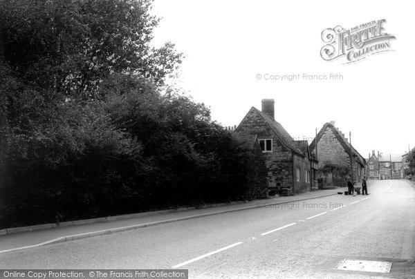 Blisworth, High Street c.1955