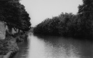 Blisworth, The Canal c.1955