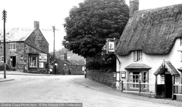 Blisworth, Village c.1955