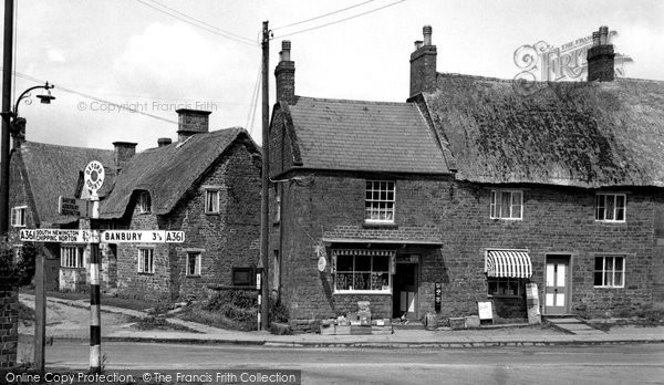 Bloxham, The Village c.1955