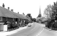 Bloxham, The Village c.1960