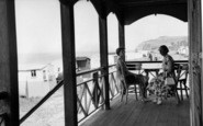 Blue Anchor, Camp c.1955