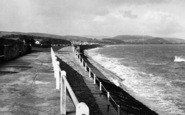 Blue Anchor, The Bay c.1939