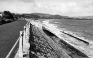 Blue Anchor, The Bay c.1955