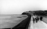 Blue Anchor, The Promenade c.1939