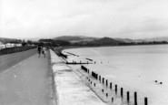 Blue Anchor, The Promenade c.1960
