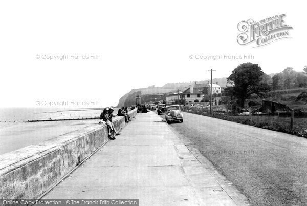 Blue Anchor, The Seafront 1940
