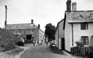 Blue Anchor, The Village c.1955