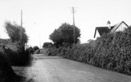 Blue Anchor, The Village c.1965