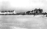 Blundellsands, the Beach c1960