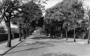 Blundellsands, Warren Road c.1960