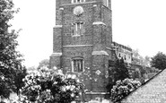 Blunham, The Church Of St Edmund And St James c.1965