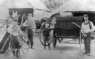 Blunsdon, Back Lane Wagon Works 1912