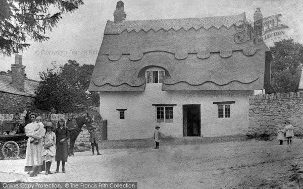 Blunsdon, Home Farm Cottage 1916