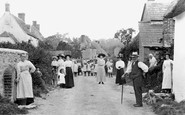 Blunsdon, Lower Village Road 1911