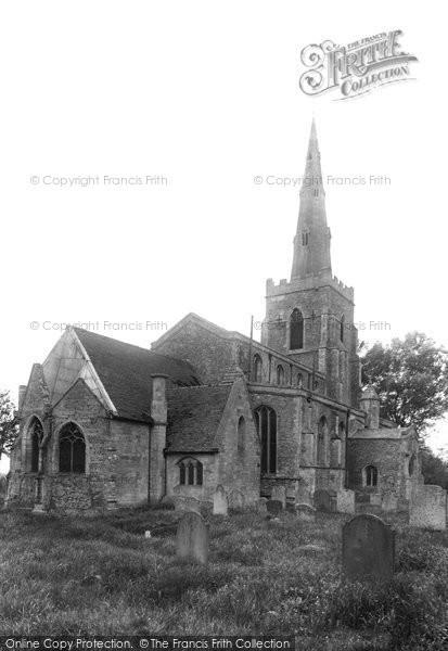 Bluntisham, St Mary's Church 1898