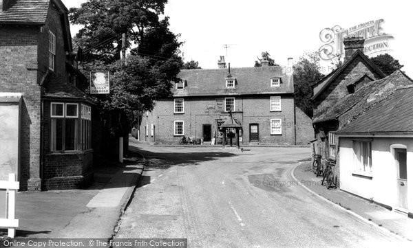 Bluntisham, The Square c.1955