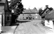 Bluntisham, The Square c.1955