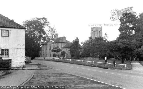 Blyth, The Village c.1955