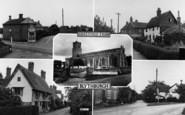 Blythburgh, Composite c.1955