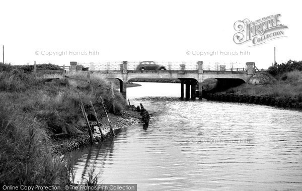 Blythburgh, The Bridge c.1960
