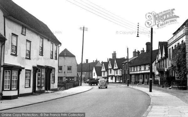 Bocking, Bradford Street c.1950
