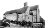 Bocking, St Peter's Church 1900
