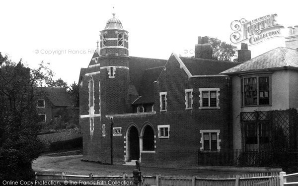 Bocking, The Convent 1900