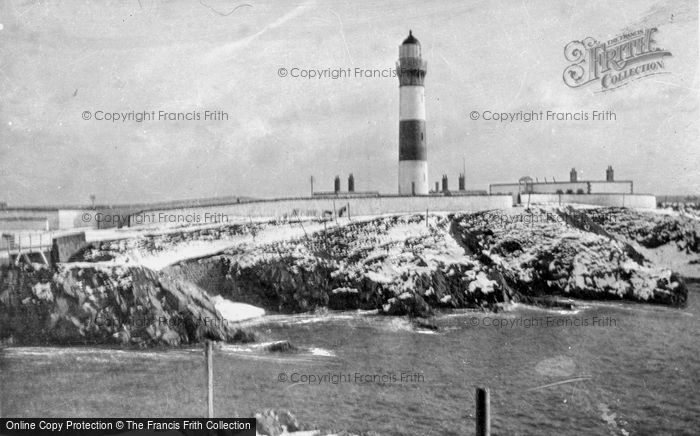 Boddam, Lighthouse c.1955