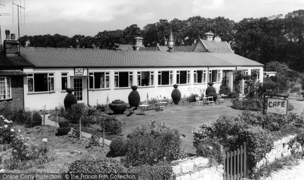 Bodelwyddan, Wayside Cafe And Restuarant c.1960