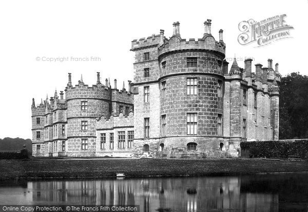 Photo of Bodenham, Longford Castle 1887