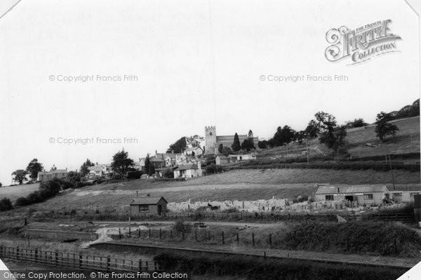 Bodfari, The Village c.1955