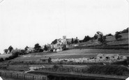 Bodfari, The Village c.1955