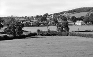 Bodfari, The Waen c.1955