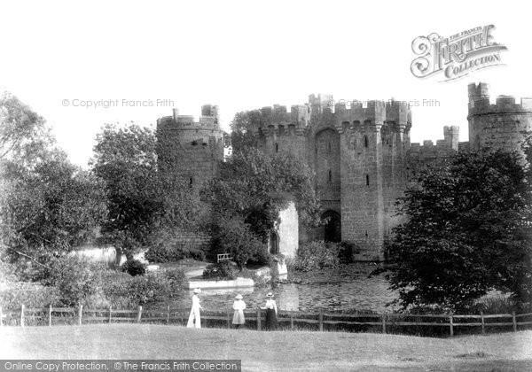 Bodiam, Castle 1902