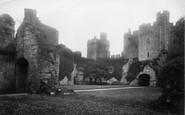 Bodiam, The Castle 1890